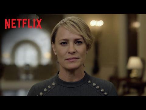 House of Cards | Een boodschap van de Underwood-regering | Netflix