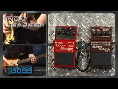 RC-2 Loop Station [BOSS Sound Check]