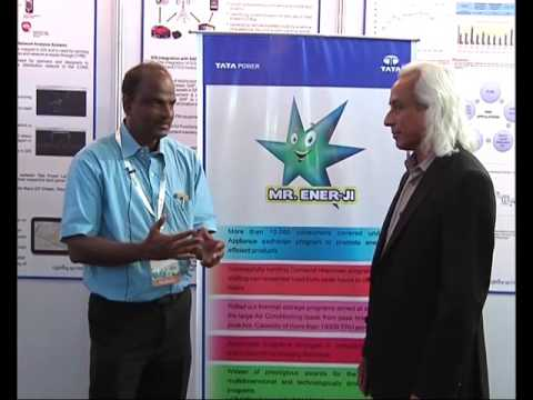 Tatapower, Mumbai shares their views at India Smart Grid Week 2016