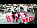 HYUNA - RED DANCE COVER (HONGDAE PERFORMANCE)