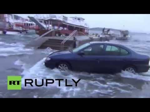 Turkey: Severe storm SLAMS coast