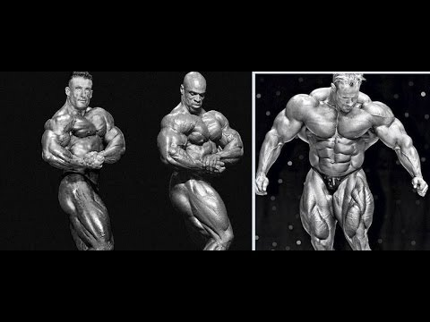Dorian Yates Vs Ronnie Coleman Vs Jay Cutler ( Complete Package  ) video