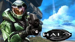 🔴[LIVE] Halo: Combat Evolved Campaign Walkthrough (2001)