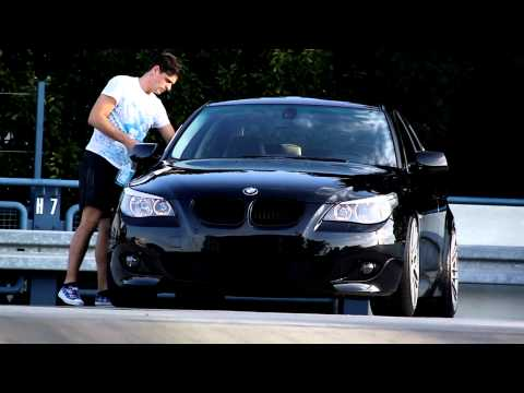BMW 530i Movie