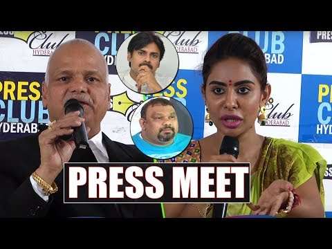 Sri Reddy Latest Press Meet Full Video | Casting Couch Issue | Pawan Kalyan | YOYO Cine Talkies