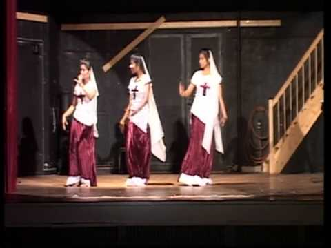 Tamil Gospel Group Christmas Program 2007, Denmark video