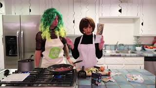 AUSTIN AND CATHERINE COOKING SHOW! ( The Ace Family )