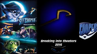 Sly Cooper The Movie Greek Fan Made