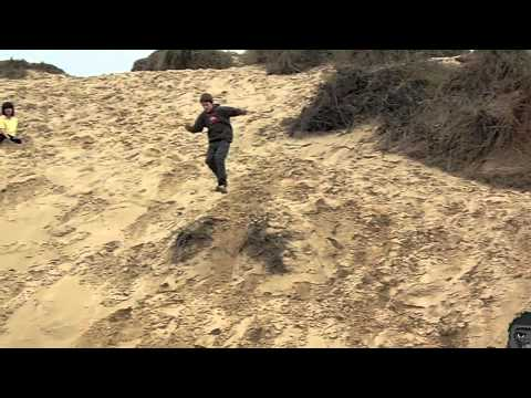 Z piaskiem w oczach