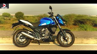 Mahindra Mojo UT 300 First Ride Review #Bikes@Dinos