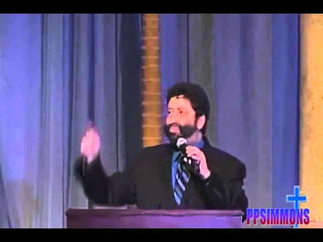 Rabbi Jonathan Cahn's message at Presidential Prayer Breakfast