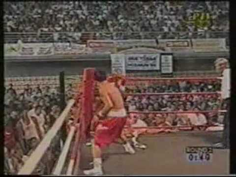 Manny Pacquiao Knockout Highlights(1995-2000)