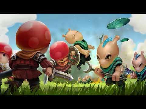 Mushroom Wars 2 Trailer (Switch)