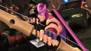 ULTIMATE MARVEL VS. CAPCOM 3 Hawkeye Trailer