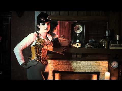 Steampunk Book Trailer: The Janus Affair
