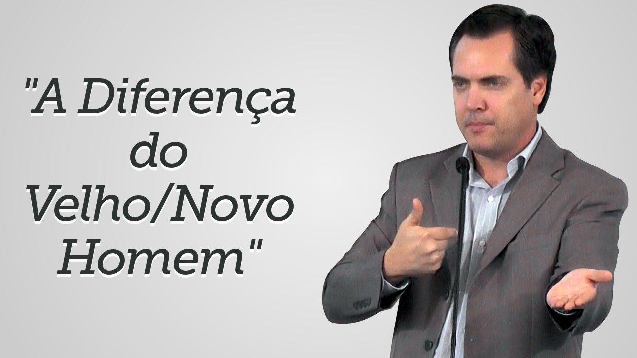 """""""A Diferença do Velho/Novo Homem"""" - Leandro Lima"""