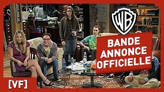 The Big Bang Theory - Bande Annonce Officielle Saison 5 (VF) - Disponible en DVD !