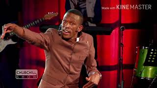 YY Comedian-Why always me? on churchill show