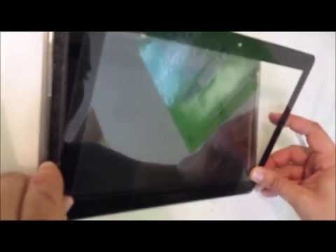 How to replace Glass Digitizer on the Samsung Galaxy Tab 2 10.1 GT-P5113TS