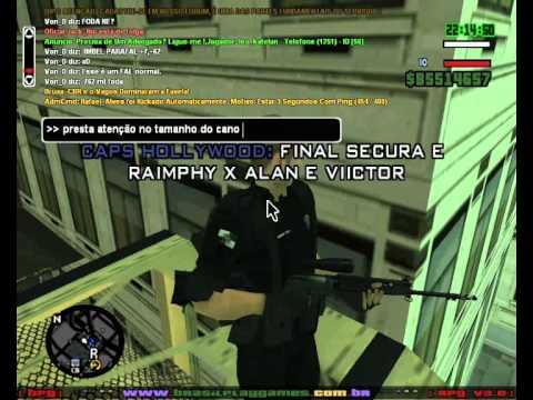[BPG] Imbel PARAFAL 7.62 - Sniper e Fuzil Normal. Otto Mods!