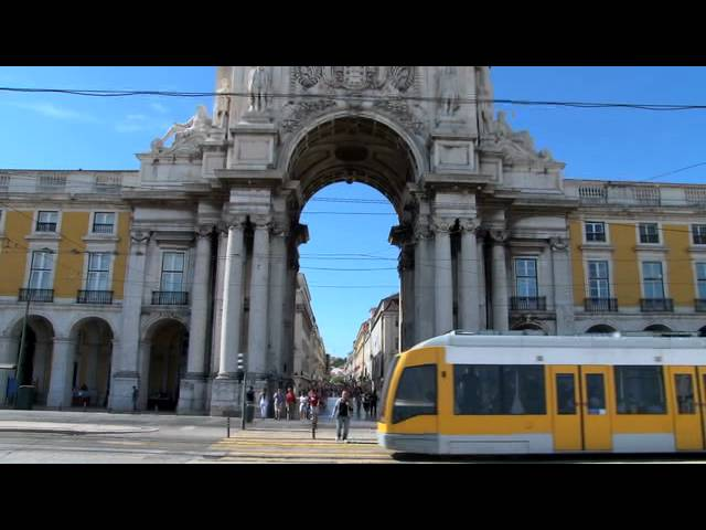 GlobeTrotter Jon Haggins Travel TV in Lisboa Portugal