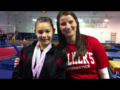 Palmers Gymnastics 2013 Season Review