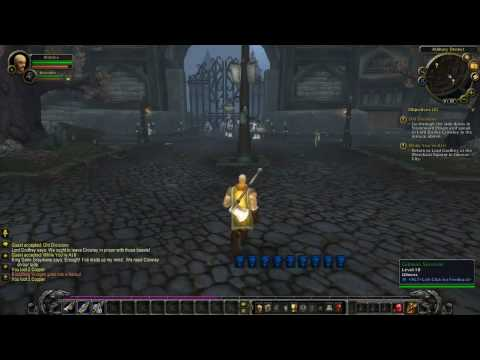 WoW Cataclysm Guide - Worgen Starting Zone 1