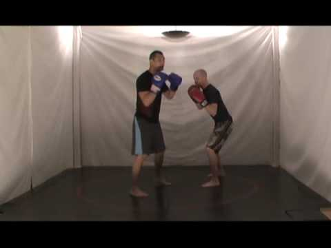 Kickboxing in Vancouver: Boxing Drills- Slipping. By Vancouver Kickboxing instructor Image 1