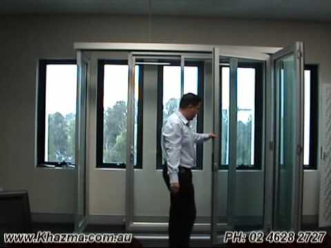 Khazma Aluminium Windows Amp Doors Pty Ltd Youtube