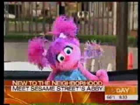 Abby Cadabby on the Today Show Video