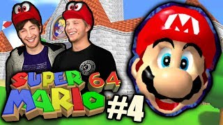 Retro Revisited: Mario 64 Episode #4 (Couch Co-op with PattyTrills)