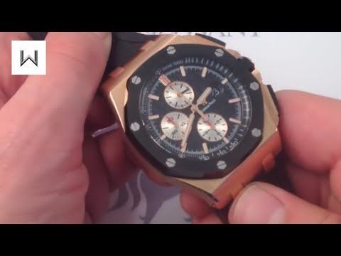 Audemars Piguet Royal Oak Offshore 44mm Luxury Watch Review
