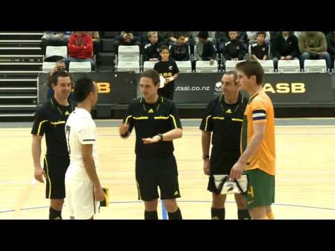 ASB TRANS TASMAN CUP 2013 HIGHLIGHTS