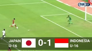 Download video JAPAN 0-1 INDONESIA FT ✓ U-16 JENESYS CUP JEPANG 2018 ✓ 11/03/2018