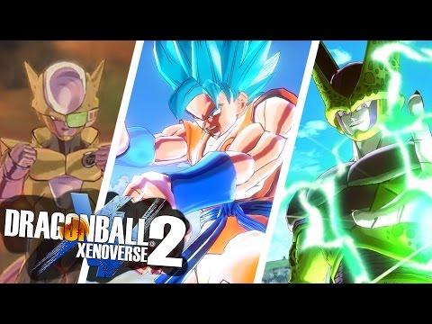 Dragon Ball Xenoverse 2: QUEM É O MELHOR TREINADOR !? #2 ‹ Ine › thumbnail