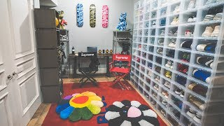 Inside My New Hypebeast Hangout Room!