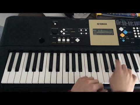 Tedua - 3 Chances (Dilla Tutta) Prod. Chris Nolan - Instrumental Piano Cover - Luca Daniele