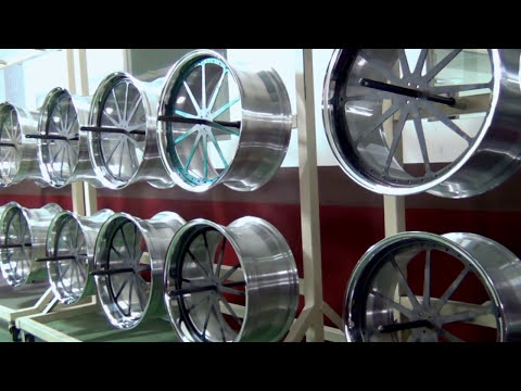 BC Forged Wheels - Manufacturing Process