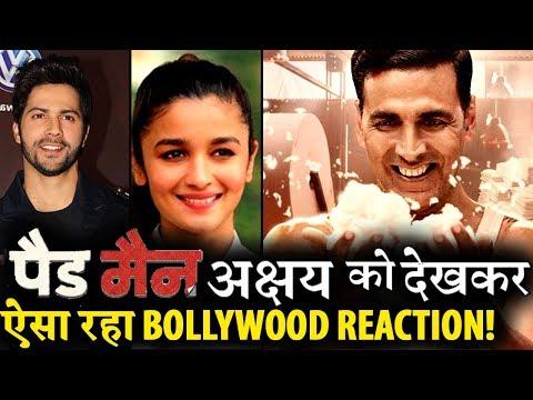 download lagu Bollywood Reaction On Akshay Kumar's Padman Trailer gratis