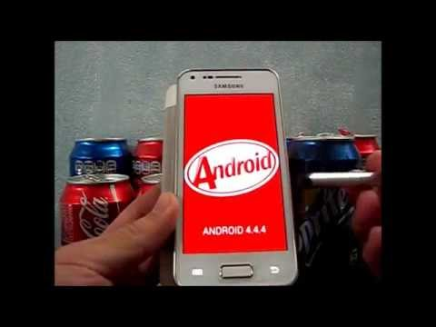 Rápido Review ROM Carbon 4.4.4 en Samsung Galaxy S Advance