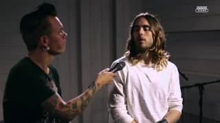30 Seconds to Mars Video - 30 Seconds To Mars acoustic: City of Angels, Hurricane & interview, HD (live at Radio Nova)