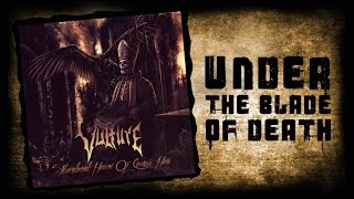 VULTURE - Under the Blade of Death (LYRIC VIDEO)