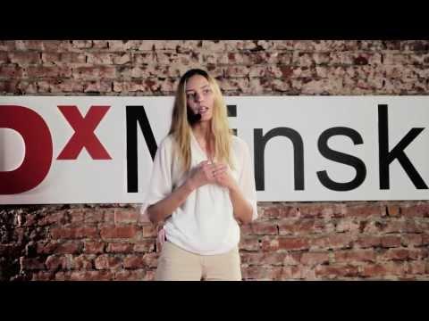 Touch Minsk: Ludmila Skradal at TEDxMinsk