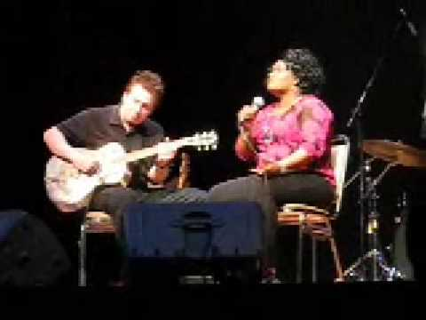 Shemekia Copeland Performing Circumstances Live at The Attucks Theatre March 7,2009