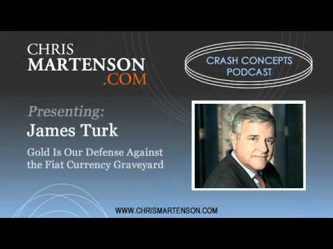 James Turk: Gold Is Our Defense Against the Fiat Currency Graveyard
