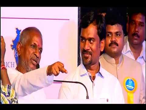 Isaignani Ilayaraja Speech at Rich India Mupperum vizha (240814...