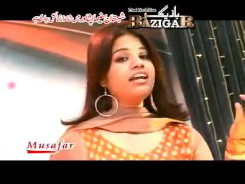 Nazia Iqbal and sitara younus new song da da khukli zama di 2013 !!!