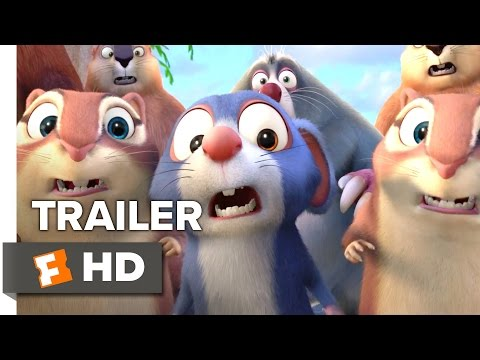 The Nut Job 2: Nutty by Nature Teaser Trailer #1 (2017) | Movieclips Trailers