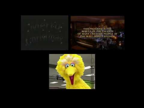 Barney, Sesame Street and Disney Sing Along Remix Credits
