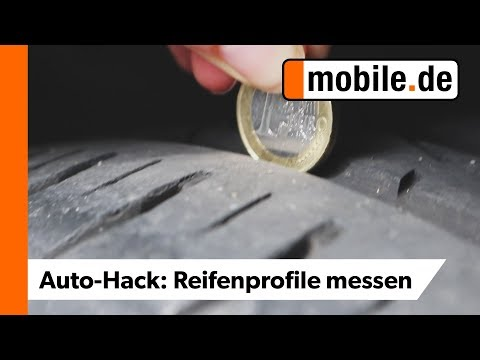 Profiltiefe messen: Zwei einfache Tipps   mobile.de